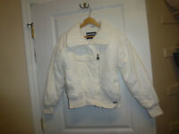 White Stag Women's Ski Jacket  Size Small White