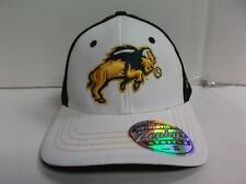 North Dakota State NDSU Bison Ice Cap II Zephyr Stretch Fit Fitted Hat NCAA