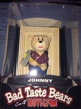 "bad taste bear JOHNNY, part of the movie collection new ""THE SHINING"""