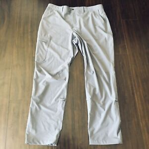 REI Co-op Women's  Roll-up Pants For Travel, Camping,Hiking 39Wx 32.5 Inseam