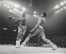 Joe Frazier vs Muhammad Ali  8x10 action photo Madison Sq. Garden