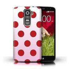 Étuis, housses et coques rouge LG G2 pour téléphone mobile et assistant personnel (PDA) LG