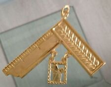 Franc maçon bijou de passé vénérable Maître master  masonic jewel