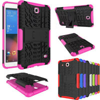 For Samsung Galaxy Tablet Rugged Shockproof Hybrid Silicon Hard Stand Case Cover