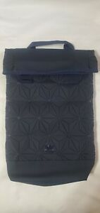 Adidas 3D Roll Top Backpack Navy Blue