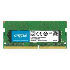 Crucial DDR4 16 GB SO-DIMM 260-pin 2400 MHz / PC4-19200 CL17 1.2 V CT16G4SFD824A