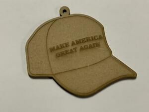 MAGA Make America Great Again Christmas Xmas Tree Ornament Decoration Trinket