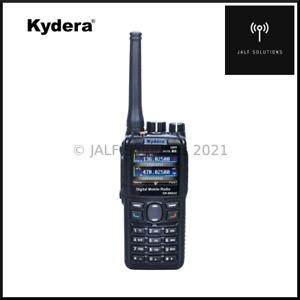 DMR / Analogue Handheld - Kydera DR-880UV VHF/UHF  - UK Stock - Amateur Ham
