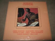 NORMAN CONNORS Dance of Magic SEALED LP Herbie Hancock Cecil McBee Airto Moreira