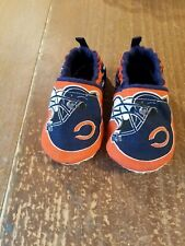 Chicago Bears Baby Girl or Boy Booties Tailgating Bears Booties Only 6-9 Months