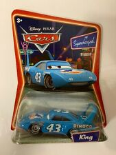 CARS DISNEY LE KING N° 43 NEUF