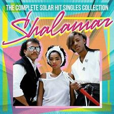 Shalamar - The Complete Solar Hits Singles Collection (NEW 2CD)