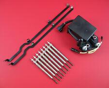 Duramax LB7 Glow Plug Super Kit  Dual Coil Glow plugs (USA Made), Relay, Straps