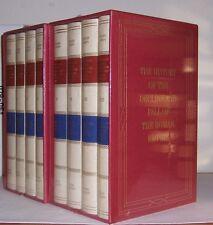 folio society History of Decline & Fall of the Roman Empire Edward Gibbon 8 vols
