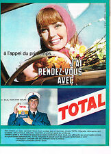 PUBLICITE ADVERTISING 054  1962   TOTAL   huile altigrade 2