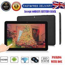 "10.1"" Inch Tablet PC HD 32GB Android 6.0 Dual Camera Quad-core Google OTG WIFI"