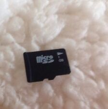 1GB micro SD card