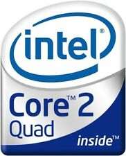Intel Quad Core Xeon E5450 Modified As Q9650 Core 2 Quad 3.0GHz LGA775 CPU SLANQ