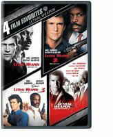 4 Film Favorites: Lethal Weapon (Lethal Weapon: Director's Cut, Lethal We..  DVD