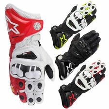 Alpinestars Knuckles Soft Armour Motorcycle Gloves