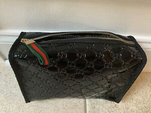 New GUCCI G Parfums -Beauty pouch -Cosmetic bag -Toiletry - Unisex - Travel!