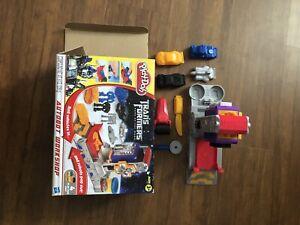 Play-Doh Transformer Dark of the Moon Autobot Workshop