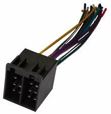 Conector enchufe ISO 13PIN 8+5 universal de autoradio +sonido altavoces recintos