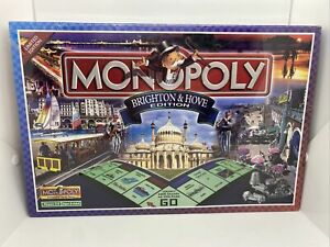 Monopoly Brighton And Hove limited Edition BRAND NEW SEALED