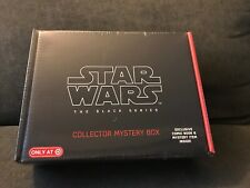 """Star Wars Black Series 6"""" Inch Mystery Collector Box Target Exclusive New Sealed"""