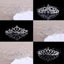 Headbands Stunning Bridal Wedding Jewelry Crystal Rhinestone Crown Headband