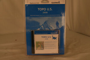 Garmin TOPO US 2008 Map CD