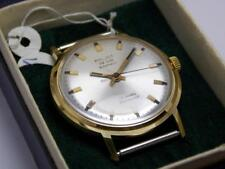 Vintage USSR RARE Watch POLJOT De Luxe 29 Jewels Automatic Gold Plated
