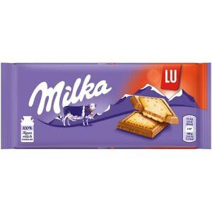 5 x Milka Lu Biscuit 87g (Pack of 5)