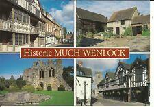 Historic Much Wenlock , Shropshire - J.Salmon Ltd.