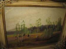BAUMGARTNER Max, *1896 Sommerlandschaft an der Amper