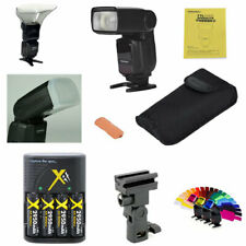 YONGNUO YN968N II Wireless Flash Speedlite Hi Speed Sync TTL 1/8000 For Nikon ++