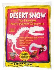 T-Rex Reptile Terrarium Substrate - Desert Snow 2lb bag