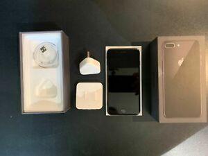 Apple iPhone 8 Plus - 64GB - Space Grey (Unlocked) Superb condition