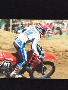 Guy Cooper Race Worn Motocross Jersey