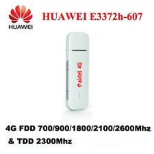 Unlocked Huawei E3372h-607 4G LTE 150Mbps Wifi USB Modem Dongle Mobile Broadband