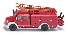 Siku 4115 Magirus Tanklöschfahrzeug Feuerwehr Modell Auto Tankfahrzeug LKW PKW