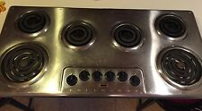 VTG Thermador Six Burner Stainless Steel Cooktop 60's 45 X 21.5  Model ST6A GUC