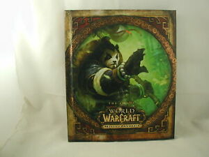 The Art of World of Warcraft Mists of Pandaria Blizzard Edition
