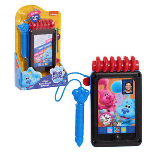 Nickelodeon Blue's Clues & You! 2 Sided Handy Dandy 13cm Notebook 3y+ Toy w/ Pen