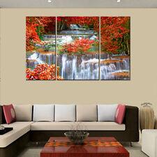 HD Canvas Prints Home Decor Wall Art Painting-Mangrove Waterfall Unframed #L44