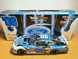 2005 Mark Martin #'06 Brick Paver Ford 1:24 NASCAR Team Caliber Owner's MIB