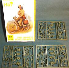 Hat WWII Japanese Bicycle Infantry 1/72  #8278