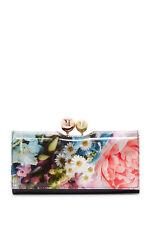 NWT Ted Baker London Mayu Floral Print Matinee Wallet