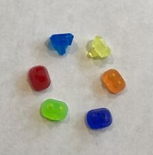 LEGO INFINITY STONES - Complete Set Of 6 Gems - Infinity Gauntlet 76108 76107