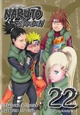 Naruto: Shippuden - Box Set 22 (DVD, 2015, 2-Disc Set)